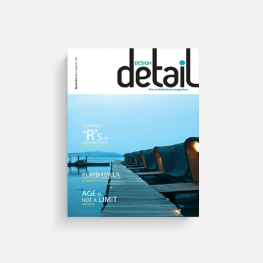 Design detail March 2019 features Conarch Architects Penthouse Pafekuto