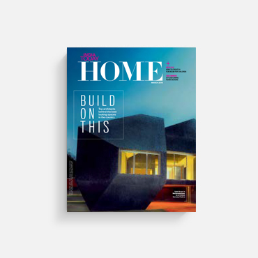 India Today Home 2019 features Conarch Architects project Heterogeneity 502