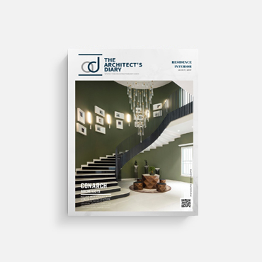 The architect's diary features Conarch Architects october 2019