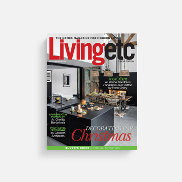 Living etc december 2019 features penthouse pafekuto by Conarch Architects