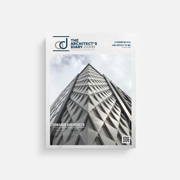 The architect's diary january 2020 features JK House by Conarch Architects